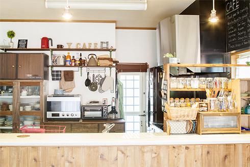 ゆーママさんの『ゆーママ おうちカフェレシピ』のMy Precious Kitchen