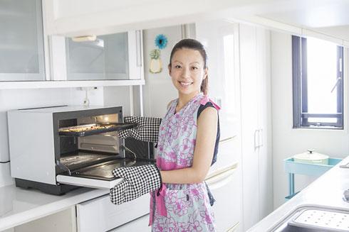 立原瑞穂さんの『野菜ソムリエみいさんのmamaクック』のMy Precious Kitchen