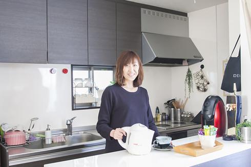 たっきーママ(奥田和美)さんの『たっきーママ@**happy kitchen**』のMy Precious Kitchen