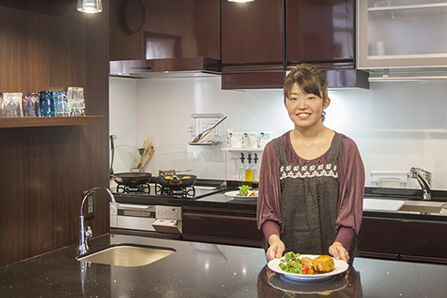 JUNAさんの『Quality of Life by JUNA』のMy Precious Kitchen