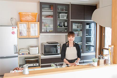 りょーーーこさんの『ワンランク上の簡単うちごはん』のMy Precious Kitchen