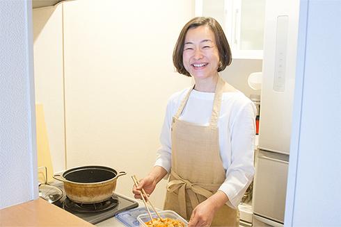 スガさんの『週末の作り置きレシピ』のMy Precious Kitchen