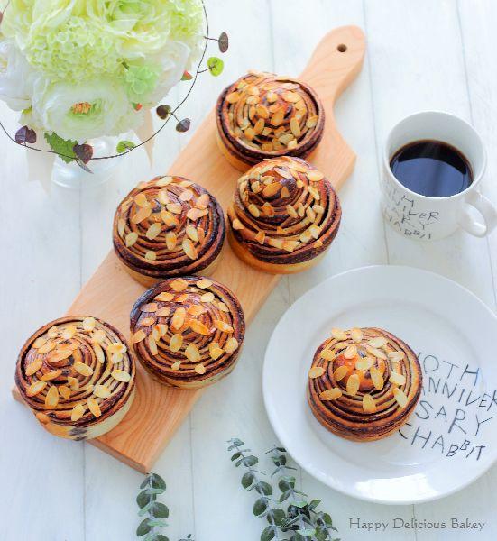 手作りチョコシートでクルクルパン , はじめてでも簡単♪あいりおーの\u201d毎日つくりたくなる\u201dおうちパン レシピブログ , 料理ブログのレシピ満載!