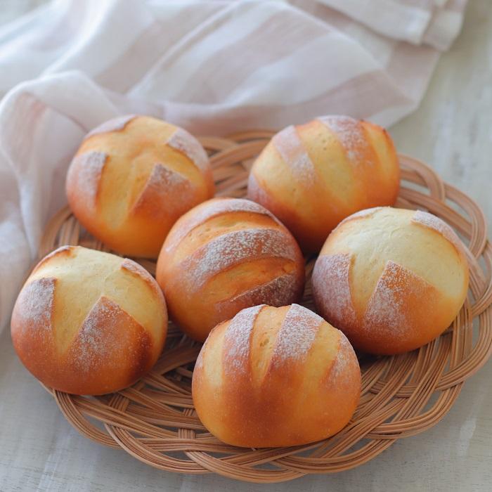 菓子パン レシピ