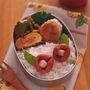 椿のお弁当