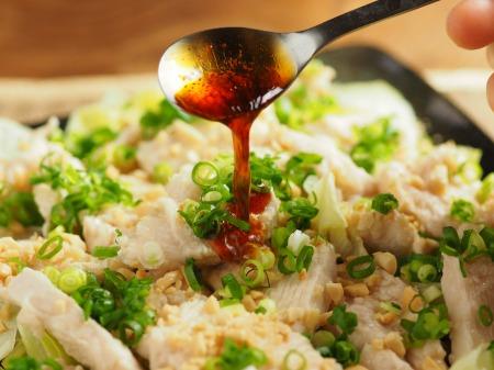 よだれ 鶏 レシピ 人気