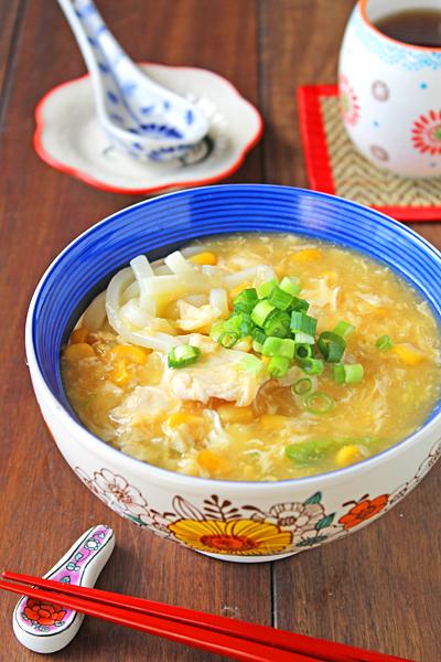 10分で簡単に出来ちゃう♪ささみのとろとろ中華風あんかけうどん , ぱおの15分でできる♪忙しい日の簡単スピードごはん レシピブログ , 料理ブログの レシピ満載!