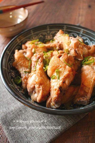 簡単!手羽元の柚子胡椒照り焼き - たっきーママの楽ウマ!毎日おかず レシピブログ -料理ブログのレシピ満載!