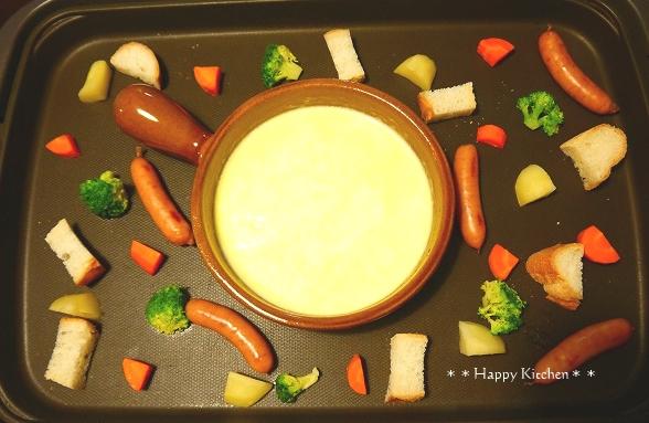 ホットプレートで!ピザ用チーズでチーズフォンデュ - たっきーママの楽ウマ!毎日おかず レシピブログ -料理ブログのレシピ満載!