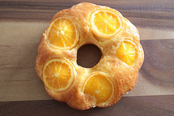 オレンジケーキのお取り寄せ♪