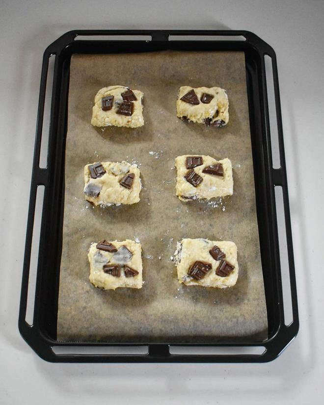 チョコバナナスコーンのサムネイル画像