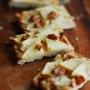 紅玉とカマンベールのうす焼きパイ
