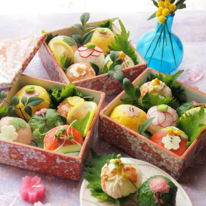 春のお弁当レシピコンテスト2019|レシピブログ