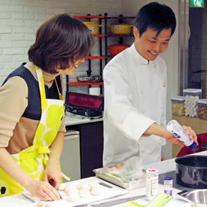6/8レシピブログキッチン!たかシェフ&しょうこさんが旬のおもてなし料理を実演