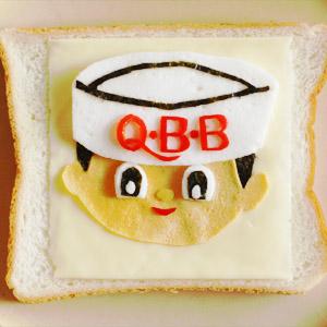 Q・B・B大きいスライスチーズ☆デコパンレシピコンテスト