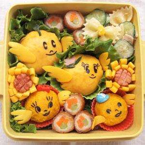 福島生まれの八重たん&キビタン キャラ・レシピコンテスト開催決定