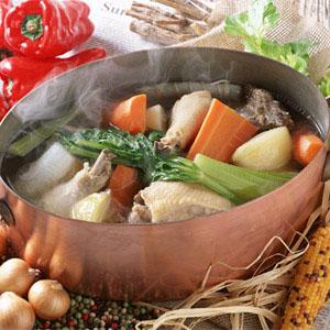 スパイスでお料理上手 寒い日はアツアツ料理が最高!オーブン&煮込みレシピ