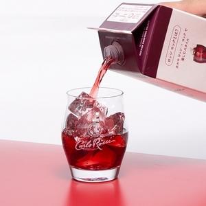 カリフォルニアワイン「カルロ ロッシ フルーティ」をロックスタイルで楽しもう♪