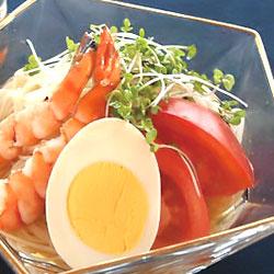 トムヤンクン風素麺