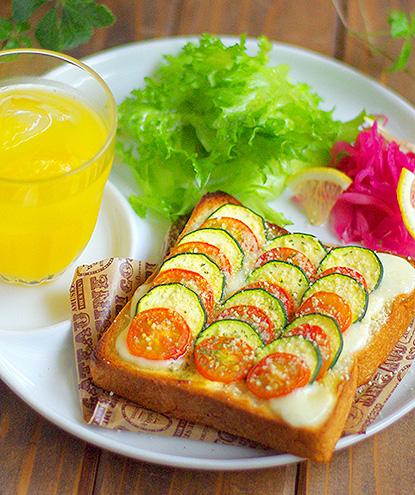 モッツアレラトマトパン