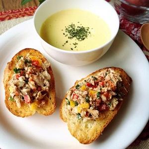 缶詰・びん詰・レトルト食品でつくる10分レシピコンテスト