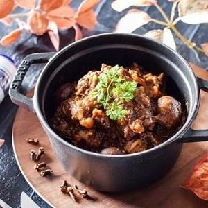 スパイスでお料理上手 スパイスと旬の食材で楽しむ秋レシピ