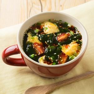 わかめスープを簡単アレンジ ちょいたしアレンジレシピコンテスト