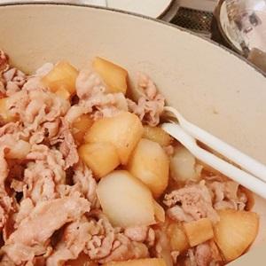ボーソー米油部「米油×白菜・大根フル活用レシピ」