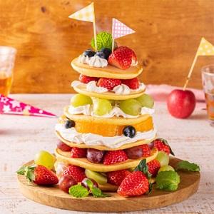 ホットケーキミックスを使って簡単に!アレンジいろいろ、バレンタインスイーツをつくろう♪