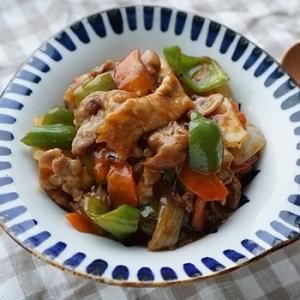 ボーソー米油部「スタミナ満点!お肉料理」