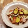 根菜とベーコンのコンソメ煮