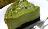 こいまろ抹茶deベイクドケーキ。