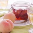 白桃のフルーツブランデー