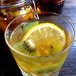 甘酸っぱいレモンのフルーツブランデー
