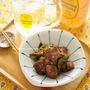 スタミナ系!コリコリ砂肝とししとうの味噌煮