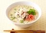 ささみ生姜麺