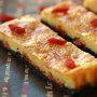 バニラ香る シートチーズケーキ