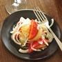 トマトとグレープフルーツのスウィートマリネ