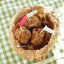 シナモン風味のさっくさくココアドーナツ