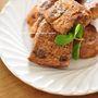 レーズン食パンdeシナモンココアのフレンチトースト