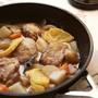 フライパンで本格フレンチ♪鶏肉の赤ワイン煮〜クローブとオレ...