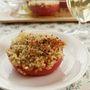 夏の野菜おつまみ♪トマトのオニオン&ガーリック焼き、トマト...