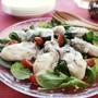 爽やかうま辛♪10分で出来る前菜、牡蠣のわさびマリネ