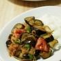 ガラムマサラがあれば♪野菜のごちそう、夏野菜のサブジごはん