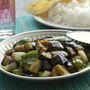 ガラムマサラで10分野菜おかず!なすのマサラ