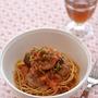 ミートボール生トマトスパゲティ